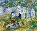 In Brittany Bay - Frederick Childe Hassam