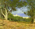 View of Provence - William Lamb Picknell