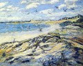Cape Code Beach - Ernest Lawson