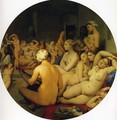 The Turkish Bath - Jean Auguste Dominique Ingres