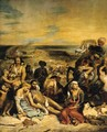 The Massacre of Chios - Eugene Delacroix