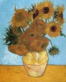 Sunflowers I - Vincent Van Gogh
