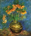 Still Life with Frutillarias - Vincent Van Gogh