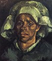 Peasant Woman, Portrait of Gordina de Groot I - Vincent Van Gogh