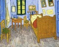 Vincent's Bedroom in Arles II - Vincent Van Gogh