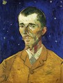 The Poet, Portrait of Eugene Boch - Vincent Van Gogh
