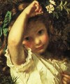 Peek-A-Boo! - Sophie Gengembre Anderson