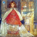 Enthroned - Kate Elizabeth Bunce