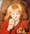 William Tell's Son - Ford Madox Brown