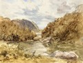 Pont-Y-Pair, near Bettwys-Y-Coed, North Wales - David Cox