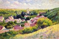 Moulineux, the Village - Maximilien Luce