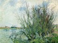 Willows, Banks of the Oise - Gustave Loiseau