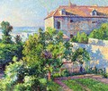 Montmartre, the House of Suzanne Valadon - Maximilien Luce
