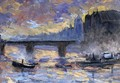 View of London - Maximilien Luce