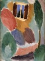 Variation: Studio Window - Alexei Jawlensky