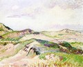 The Dunes at Knokke - Camille Pissarro
