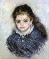 Portrait of Jeanne Serveau - Claude Oscar Monet