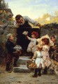 Grandfather's Birthday - Frederick Morgan