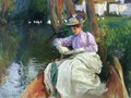 By the River I - John Singer Sargent