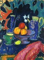 Still Life with Jug - Alexei Jawlensky
