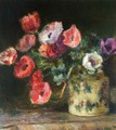 Bouquet of Anemones - Albert Lebourg