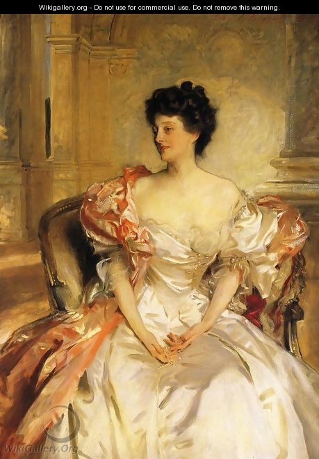 Cora, Countess of Strafford (Cora Smith) - John Singer Sargent