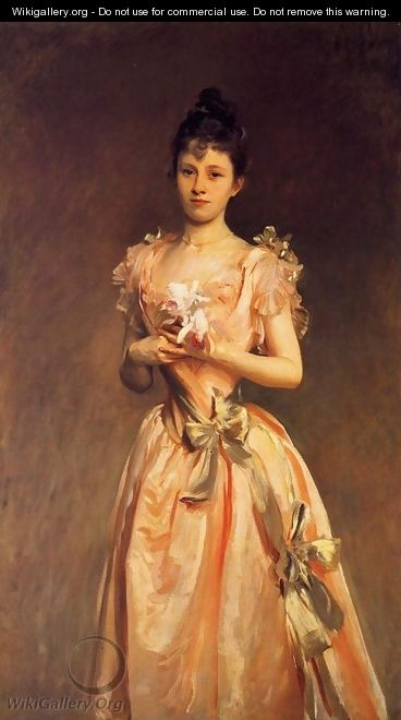 Grace Woodhouse - John Singer Sargent