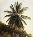 Palm Trees, West Indies - Frederic Edwin Church