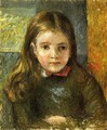 Portrait of Georges - Camille Pissarro