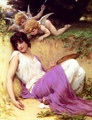 Beautiful Girl Angel - Guillaume Seignac