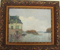 Inodation, Flood (Forgery?) - Alfred Sisley