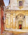 The Church of San Giovanni, Luca - Henry Roderick Newman