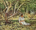 Nettie Reading - Theodore Robinson