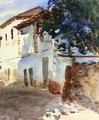 The White House - John Singer Sargent
