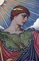 Head of Minerva - Elihu Vedder