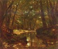 Trout Stream - Thomas Worthington Whittredge