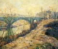 Washington Bridge - Ernest Lawson