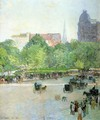 Union Square I - Frederick Childe Hassam