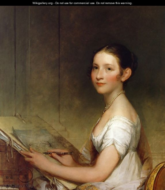 Lydia Smith - Gilbert Stuart