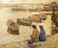 Fishing - Frederick Childe Hassam