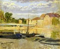 The Banks of the Marne at Lagny - Henri Lebasque