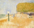 Fecamp, Sunshine - Paul Signac