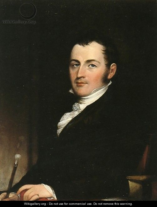 George Gallagher, New Yor, - John Trumbull