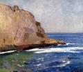 Bald Head Cliff, York, Maine - Emil Carlsen