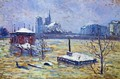 The Flood - Maximilien Luce