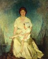 Motherhood Triumphant - Charles Hawthorne
