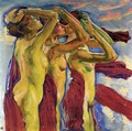 The Three Graces - Koloman Moser