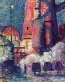 Tall Furnaces - Maximilien Luce