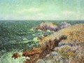 The Rocks of Saint-Lunaire - Gustave Loiseau