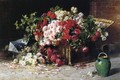 Still Life with Roses - Abbott Fuller Graves